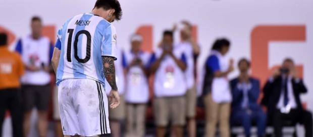 Craque argentino anunciou aposentaria da seleção após derrota na Copa América