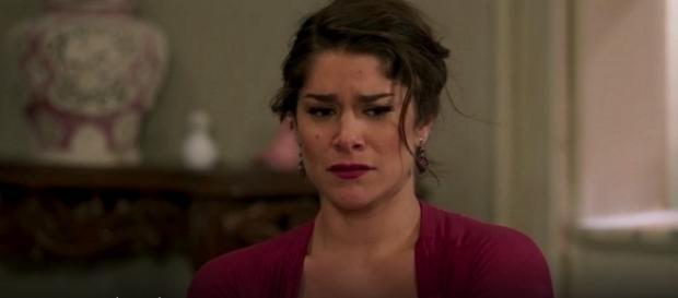 Diana descobre que foi enganada pelo amado
