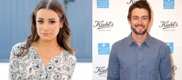 Lea Michele et Robert Buckley tombent dans la Dimension 404 ... - wordpress.com