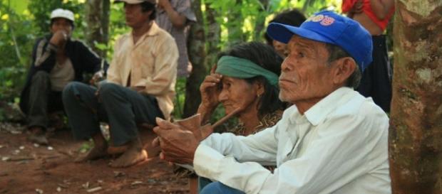 O caderno é um mapeamento inédito das populações indígenas que vivem no Brasil