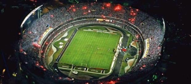 O Tricolor faz o primeiro jogo das semifinais em casa, diante do Atlético Nacional de Medellín. (Foto: Divulgação São Paulo FC)