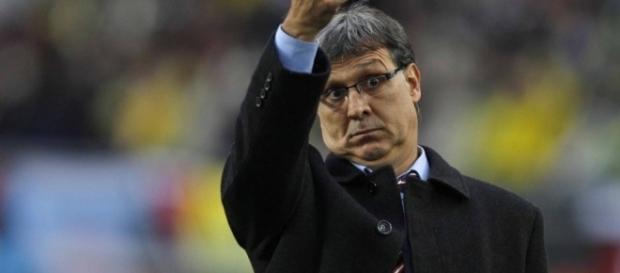 Tata MartIno, ex-técnico da Seleção Argentina