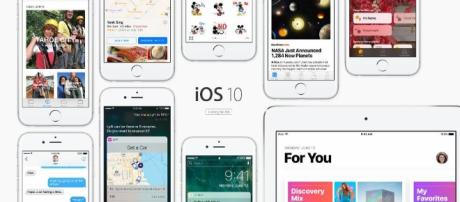 Apple announces iOS 10, opens Siri, Maps and Messages to developers - fonearena.com