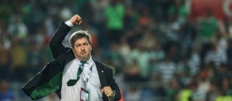 Bruno de Carvalho garantiu mais uma contratação