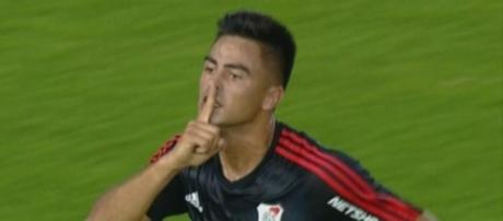 Golazo del Pity Martínez: el gesto de silencio a los hinchas de ... - com.ar