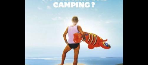 "Affiche de camping 3, ""Alors on attend pas Patrick ?"""