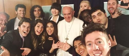 Game Theory's Mat Pat Handles Haters with Pope Francis | Top Shelf ... - topshelfgaming.net