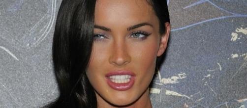 La bellissima Megan Fox, star del cinema.