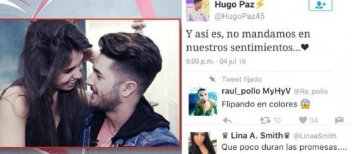 MYHYV: ¡Hugo y Sofía ya son pareja oficial del programa!