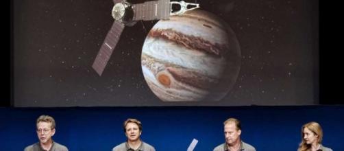 NASA: A solar-powered spacecraft enters Jupiter orbit - SFGate - sfgate.com