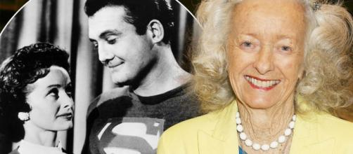 Noel Neill dead at 95 as actress who played Lois Lane in Superman ... - mirror.co.uk