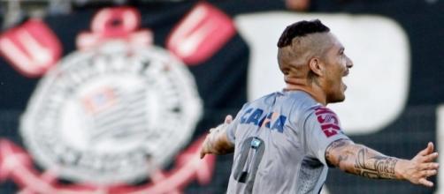 Paolo Guerrero pode voltar para o Corinthians