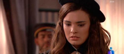 Una Vita, puntata 4-8 luglio: Leonor depone contro Cayetana