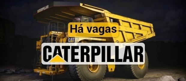 Caterpillar está contratando em diversos países - Foto: Reprodução Wallpapercave