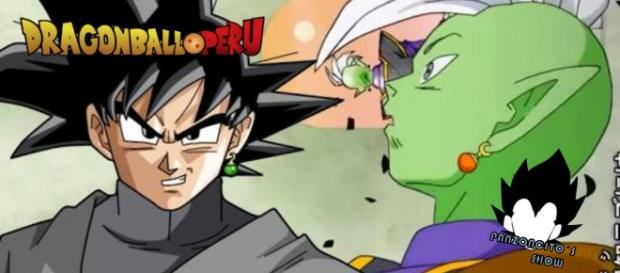 Dragon Ball SUper: El destino de Black, el poder de la ambición