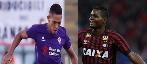 Gilberto e Nikão podem ser anunciados como novos reforços dos Corinthians
