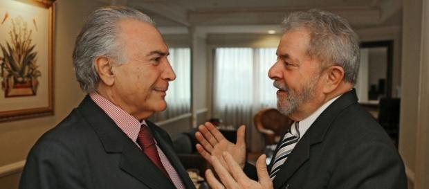 Michel Temer espera se aproximar de Lula para atenuar oposição petista no Congresso