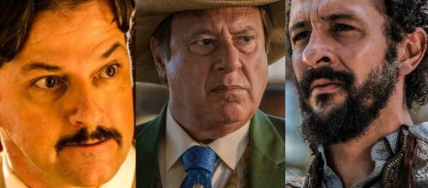 'Velho Chico': Carlos propõe a Afrânio matar Bento