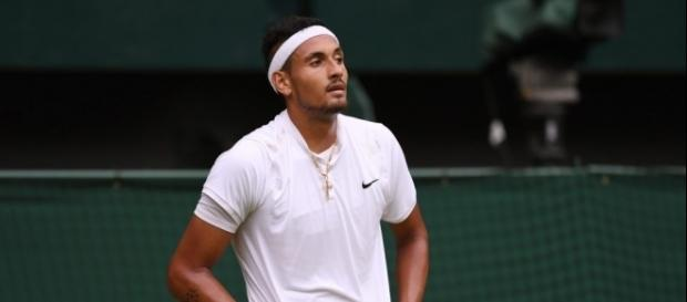 Wimbledon 2016: Nick Kyrgios looked lost at moments in his match yesterday - thesun.co.uk