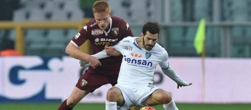 Alessandro Gazzi, centrocampista del Torino.