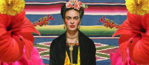 Frida Kahlo, artista latinoamericana.