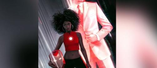 Marvel Says New Iron Man Will Be a Black Woman - ABC News - go.com