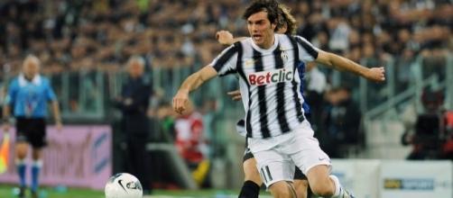 Paolo De Ceglie, calciatore della Juventus.
