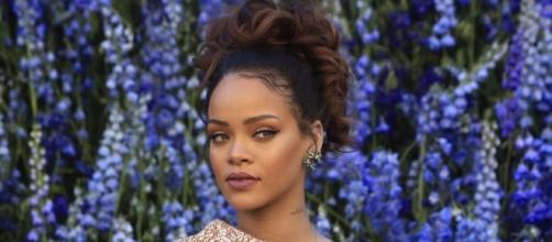 Rihanna, la star barbadiana, sarà a San Siro il 13 luglio