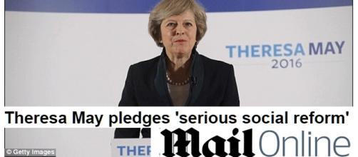Theresa May sera peut-être officiellement Première ministre jeudi