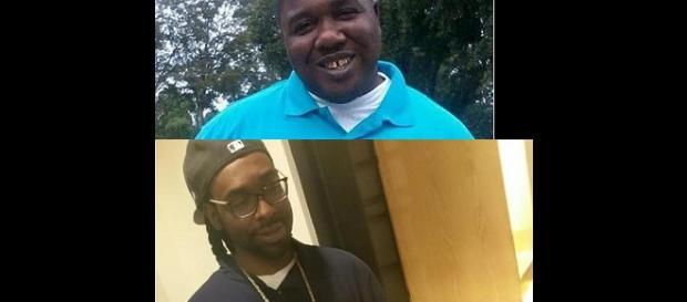 Alton Sterling (Baton Rouge) & Philandra Castile (Falcon Heights, Minnesota) Facebook Images