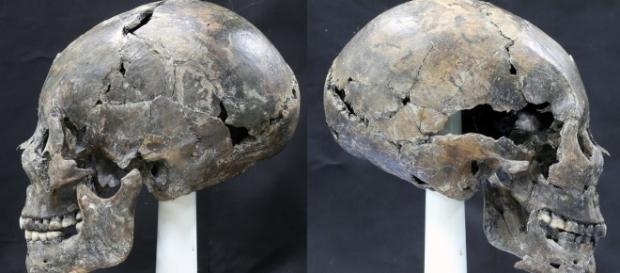 Elongated skull from Silla culture unearthed in Korea - The ... - blogspot.com