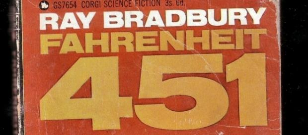 Farenheit 451 by Ray Bradbury. DaveBleasdale/Flickr.