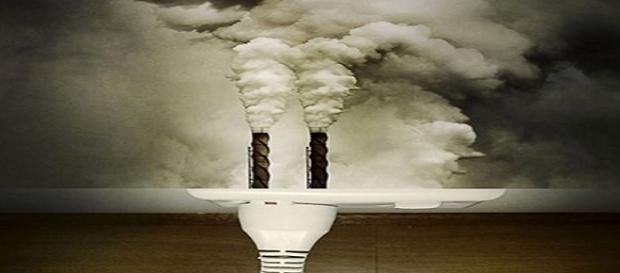 Nuestro progreso energético nos contamina.