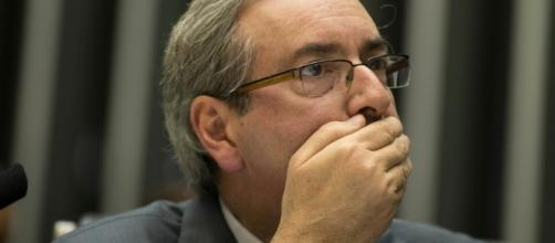 Eduardo Cunha pediu renuncia ao cargo