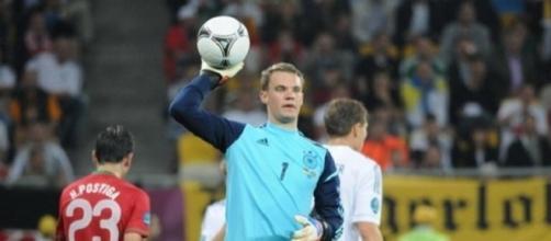 Euro 2016, Germania-Francia: Manuel Neuer