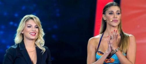 Gossip: Belen Rodriguez difende Emma Marrone