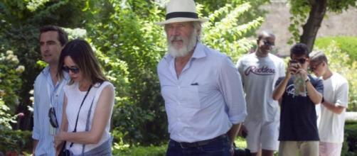 Harrison Ford méconnaissable, les photos de son nouveau look