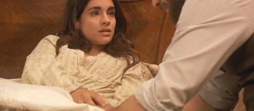 Il Segreto : Ines inizierà a nutrire suo figlio Beltran ne Il ... - melty.it