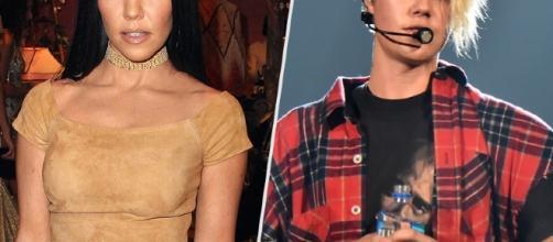 Kourtney Kardashian Parties with Justin Bieber During Miami ... - celebtopnews.net