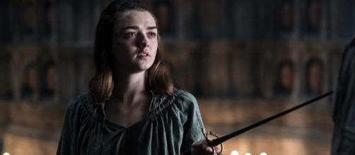 Maisie Williams comenta destino de Arya Stark