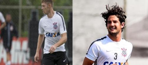 Marlone e Alexandre Pato podem deixar o Corinthians