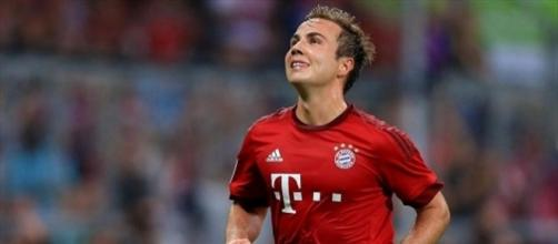 Paper Round: Mario Gotze pledges future to Bayern Munich despite ... - eurosport.com