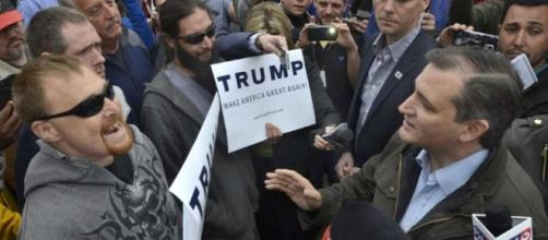 Report: Anti-Trump forces flex their muscles