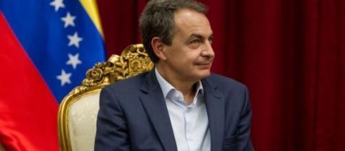 Rodriguez Zapatero llegó a Venezuela para fijar fecha del dialogo.