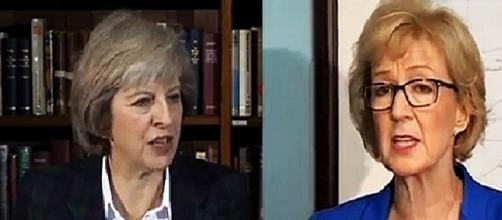 Theresa May y Andrea Leadsom disputan el liderazgo tory France 24