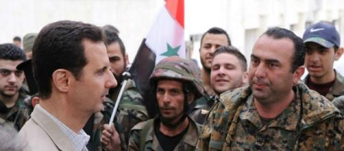 Una delegazione dei servizi segreti italiani in Siria per ristabilire le relazioni con il governo di Assad