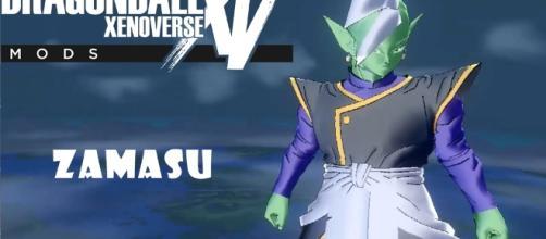 Zamasu el dios kaioshin del universo 6