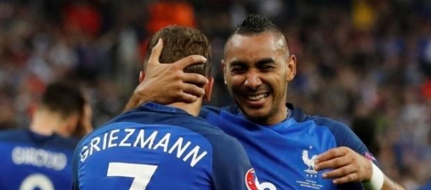 A França de Griezmann e Payet está na decisão