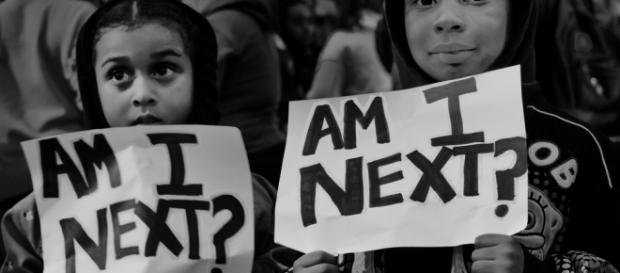 Am I Next? / Photo via Darla Jones, Darla Jones Photography