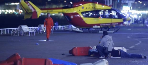 Atentado terrorista em Nice (França) durante o feriado da Tomada da Bastilha